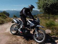 2010 Aprilia Pegaso 650 Trail