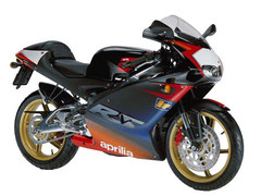 Photo of a 2001 Aprilia RS 125