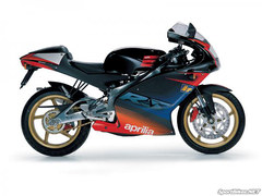Photo of a 2003 Aprilia RS 125