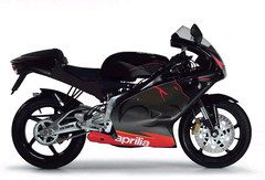 Photo of a 2005 Aprilia RS 125