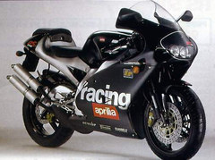 Photo of a 2001 Aprilia RS 250