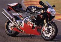 Photo of a 2000 Aprilia RSV Mille SP