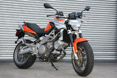 Photo of a 2008 Aprilia Shiver 750