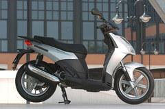 2006 Aprilia Sportcity 125
