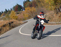 Photo of a 2007 Aprilia SXV 4.5