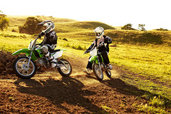 Photo of a 2011 Kawasaki KLX 110