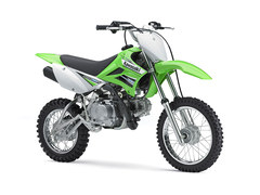 Photo of a 2011 Kawasaki KLX 110L