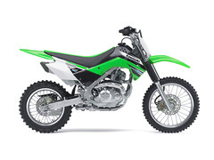Photo of a 2011 Kawasaki KLX 140