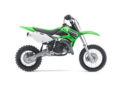 Photo of a 2011 Kawasaki KX 65