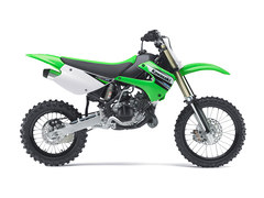 Photo of a 2011 Kawasaki KX 85