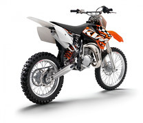 Photo of a 2011 KTM 105 SX