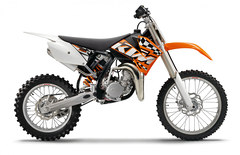 Photo of a 2011 KTM 105 SX 19/16