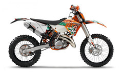 Photo of a 2011 KTM 125 EXC SIXDAYS