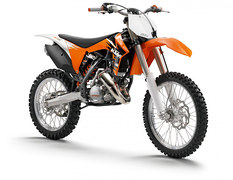Photo of a 2011 KTM 125 SX