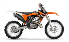 Photo of a 2011 KTM 150 SX