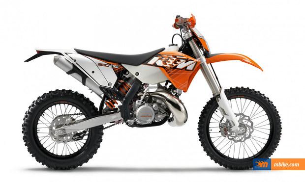 2011 KTM 200 EXC