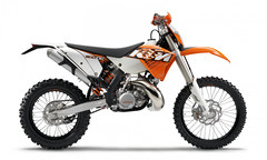 Photo of a 2011 KTM 200 EXC