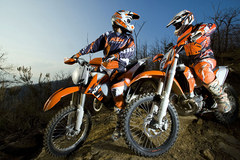 Photo of a 2011 KTM 250 EXC