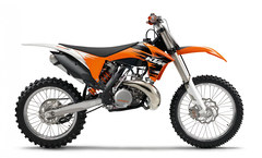 Photo of a 2011 KTM 250 SX
