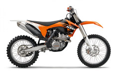 Photo of a 2011 KTM 350 SX-F