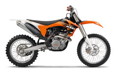 Photo of a 2011 KTM 450 SX-F