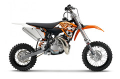 Photo of a 2011 KTM 50 SX