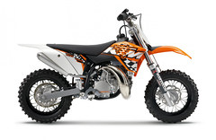 Photo of a 2011 KTM 50 SX MINI