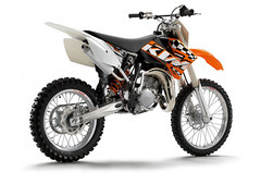 Photo of a 2011 KTM 85 SX
