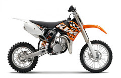 Photo of a 2011 KTM 85 SX 17/14
