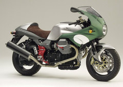Photo of a 2002 Moto Guzzi V11 Le Mans Tenni