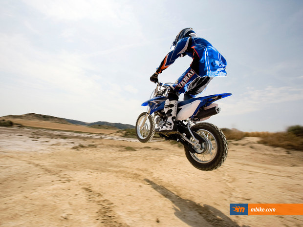 2011 Yamaha TT-R 110 E