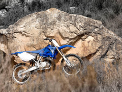 Photo of a 2011 Yamaha YZ 250