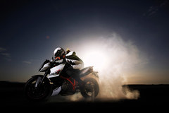 Photo of a 2010 KTM 990 Superduke
