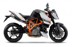 Photo of a 2013 KTM 990 Superduke R