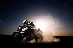 Photo of a 2010 KTM 990 Superduke R