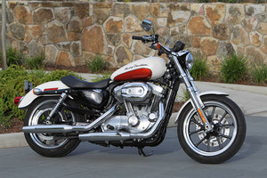 2011 Harley XL883L SuperLow