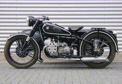 Photo of a 1938 BMW R71
