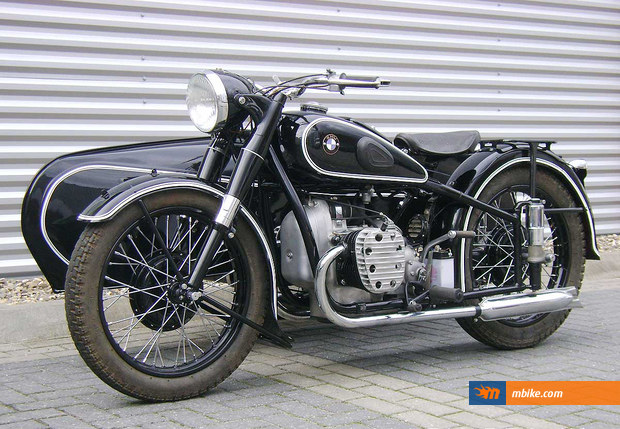 1940 BMW R71 Picture - Mbike.com