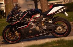 2010 MV Agusta F4 1000 R Scuderia Ferrari