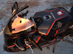 Photo of a 2010 MV Agusta F4 1000 R Scuderia Ferrari