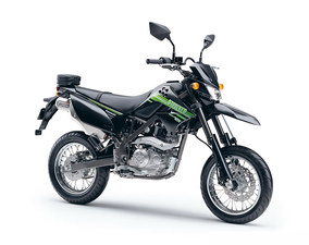 The 2011 D-Tracker 125
