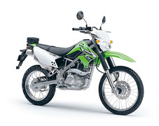 Photo of a 2011 Kawasaki KLX 125