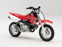 Photo of a 2011 Honda CRF 50 F