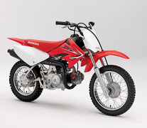 Photo of a 2011 Honda CRF 70 F