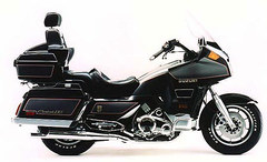 Photo of a 1989 Suzuki GV 1400