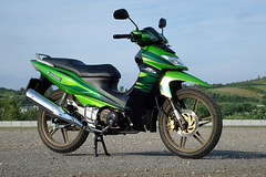 Photo of a 2010 Kawasaki ZX 130 KAZE