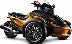 Photo of a 2014 Can-Am Spyder RS-S