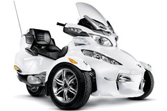 Photo of a 2011 Can-Am Spyder RT Limited
