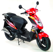 Photo of a 2010 Kymco Agility 50 Sport