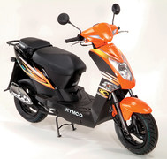 Photo of a 2010 Kymco Agility 125 Sport